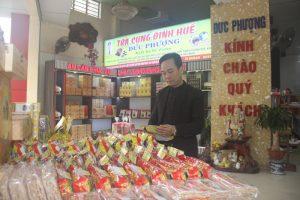 Đầu năm trò chuyện cùng ông chủ Trà Cung Đình Huế: