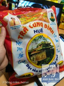 HUE G10 ROYAL HERBAL TEA OF DUC PHUONG BRAND